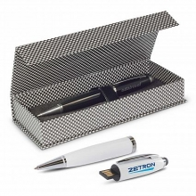 Exocet Flash Drive Ball Pen