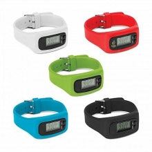 Pace Pedometer Watch
