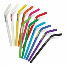 Silicone Reusable Drinking Straw