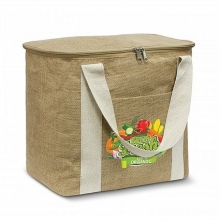 Bohdi Jute Cooler Bag