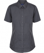 Gloweave Ladies End on End Short Sleeve Shirt