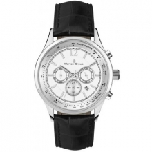 Regal Silver Chronograph Watch
