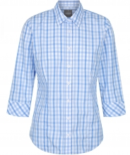Gloweave Ladies Soft Tonal Check L/S Shirt