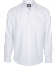 Gloweave Men's Ultimate White Long Sleeve Shirt