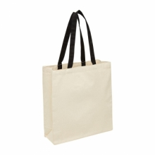 Heavy Duty Canvas Tote with Gu
