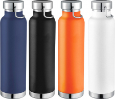 Thor Copper Vacuum Insulated Bottles