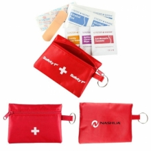 22pc First Aid Travel Kit