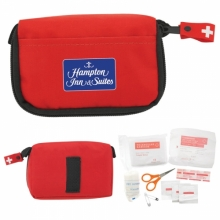 13pc First Aid Travel Kit
