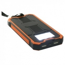 Scout Solar Power Bank (6000 mAh)