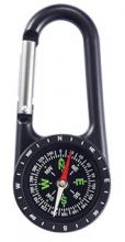 Swiss Peak Zinc Alloy Compass