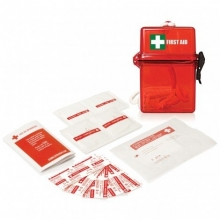 15pc First Aid Kit Waterproof
