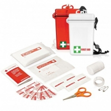 21pc First Aid Kit Waterproof
