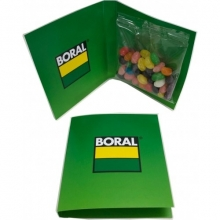 Gift Card with Jelly Bean Bag