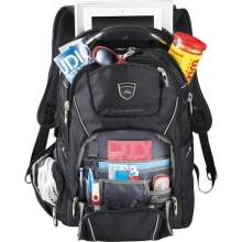 High Sierra Elite FlyBy 17 inch Computer Backpack