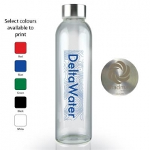 Capri Glass Bottle - 570ml