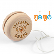 Zippy Wooden Yo Yo