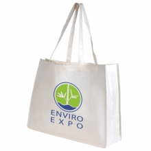 Giant Bamboo Tote Bag with Double Handles - 100GSM