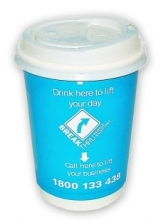 100% Recyclable Promotional Coffee Cups