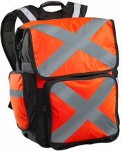 Pilbara Caribee Hi Vis Backpack