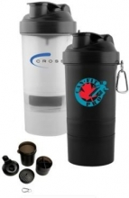 The 3 in 1 Protein Shaker Cup
