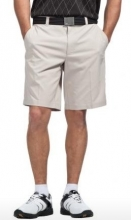 Sporte Leisure Mens Plain Moisture Wicking Short