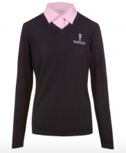 Sporte Leisure Ladies 100% Wool Club Jumper