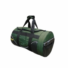Small Canvas Duffle Bag