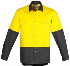 Syzmik Mens Industrial Shirt (Day Only)